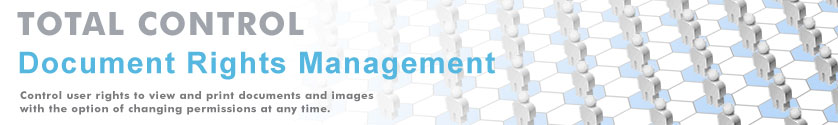 Digital Rights Management (DRM) for documents and web pages
