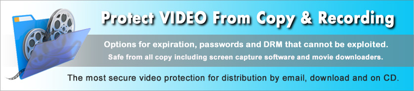 Purchase CopySafe Video Domain Lock